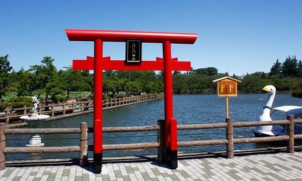 2020年(令和2年)猿賀公園桜まつり 開催中止
