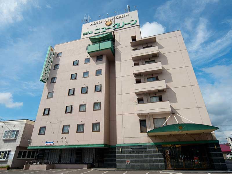2021年 GOGOむつ宿泊応援キャンペーン ホテルニューグリーン